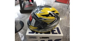 CASCO SHOEI XR-1000 RAID INVADER TC 3