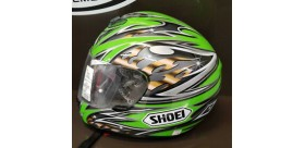 CASCO SHOEI XR-1000 RAID 2 OBELISK