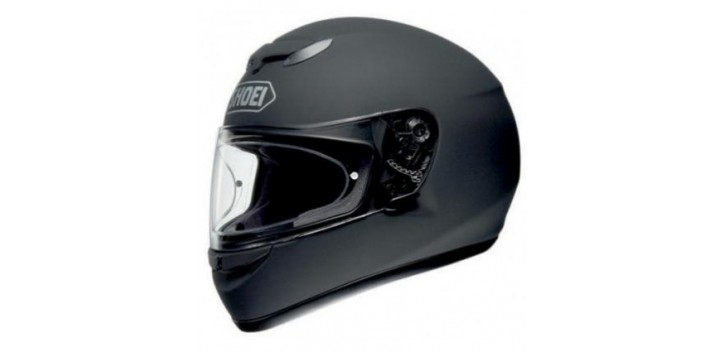 CASCO SHOEI RAID 2 NERO OPACO