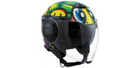 CASCO JET FLUID TOP TARTARUGA