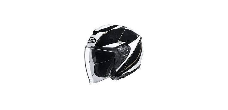 CASCO JET HJC SLIGHT MC9